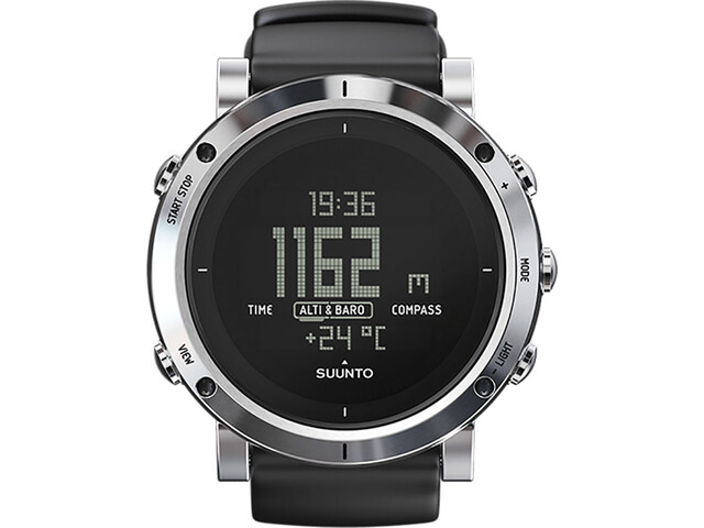 Suunto Core Outdoor Watch brushed steel
